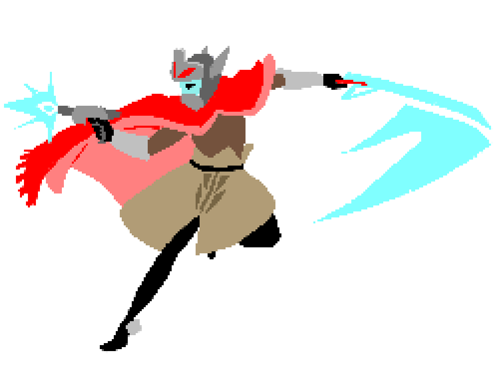 hyper_light_drifter heart_machine fanart drifter